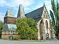 Rak kostel a zvonice DSCN1407.JPG