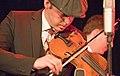 Ralf Fredblad on fiddle Sweden January 2010.jpg