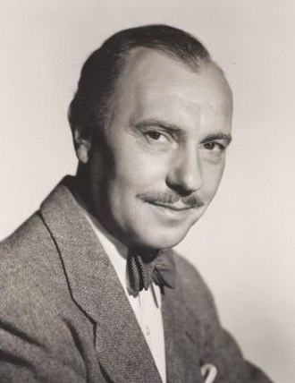 Ralph Richardson - Richardson in 1949