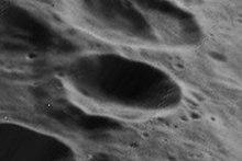 拉蒙陨石坑