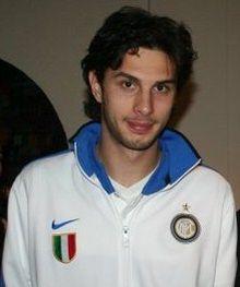 Ranocchia all'Inter nel 2011