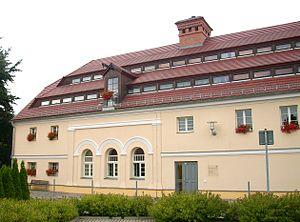 Lohsa - Image: Rathaus Lohsa 2