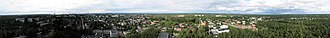 Rauma, Finland - Panoramic view of Rauma