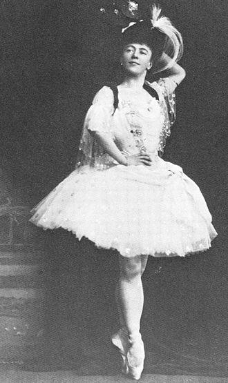 Olga Preobrajenska - Preobrajenska, 1903