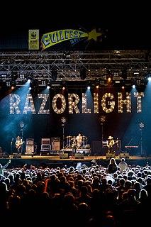 Razorlight band