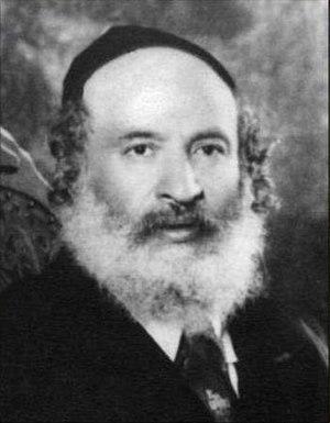 Modzitz (Hasidic dynasty) - Rebbe Shaul Yedidya Elazar Taub (1886–1947)