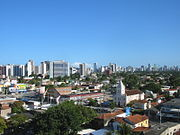 Recife in the morning.