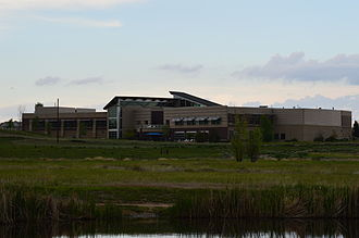 Broomfield, Colorado - The Paul Derda Recreation Center