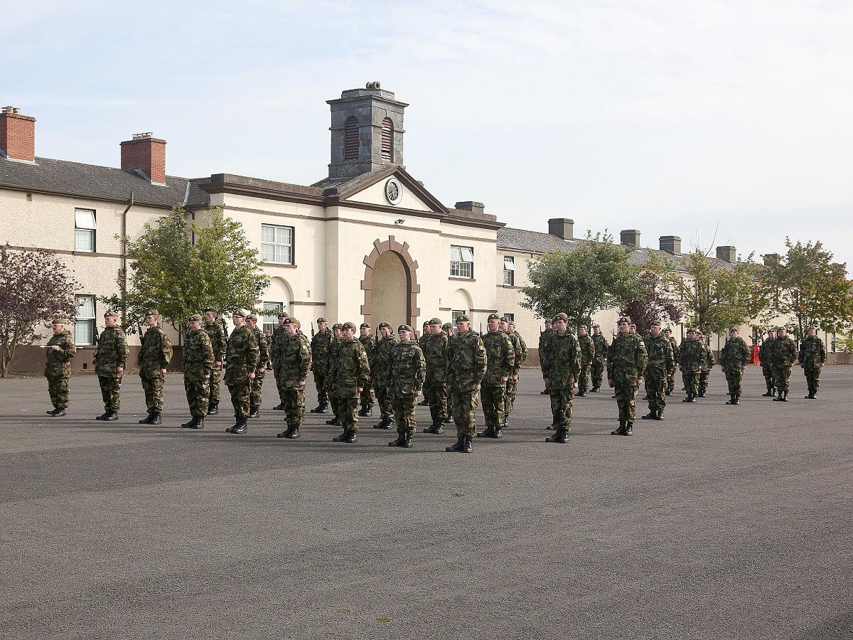 army barracks