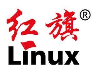 Red Flag Linux - Image: Red Flag Linux Logo