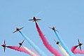 Red Arrows - RIAT 2006 (2389514153).jpg