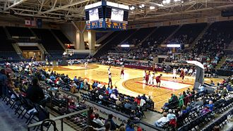 Cross Insurance Arena - Maine Red Claws at the renovated CIA