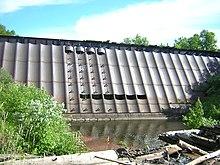 Buttress dam - Wikipedia