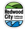 Official logo of Redwood City, California