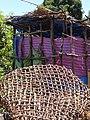 Reed Basket with Tower - Outside Debre Maryam (Church) - Near Bahir Dar - Ethiopia (8680659962).jpg