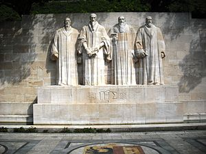 History of Geneva - The International Monument to the Reformation