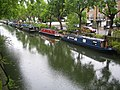 Regent's Canal in Maida Vale (3) - geograph.org.uk - 531118.jpg