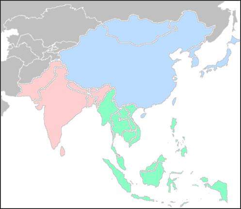 RegionsofAsia-Census