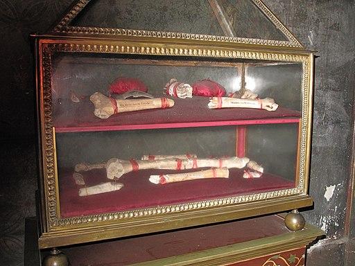 Reliques de Sainte-Ursule (Saint-Séverin, Paris)