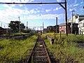 Remains of Yakifuna Station, Niigata Kotsu Railway.jpg