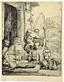 Rembrandt van Rijn - Abraham Entertaining the Angels.jpg