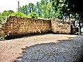 Rempart Ouest de l'ancien château de Nozeroy. 2015-06-06.JPG