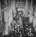 Requiemmis voor oveleden Paus in de St Jacobskerk in Den Haag Overzicht van d, Bestanddeelnr 915-2532.jpg