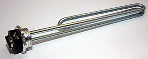 Resistance heating element