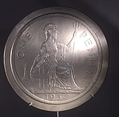 History of the British penny (1901–1970) - Wikipedia