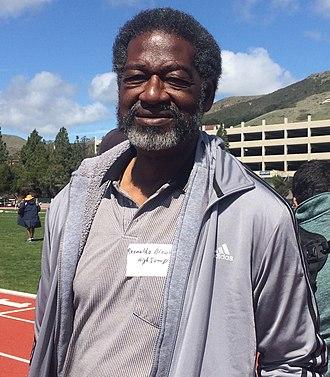 Reynaldo Brown - Reynaldo Brown in 2018
