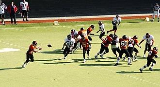 Velodromo Vigorelli - Vigorelli Stadium, American football