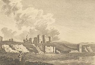 Rhudland Castle, Flintshire