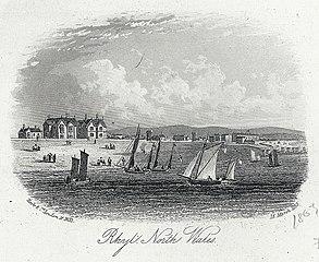 Rhyl, north Wales