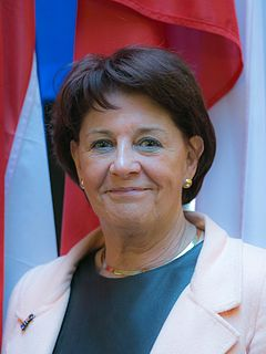 Ria Oomen-Ruijten Dutch politician