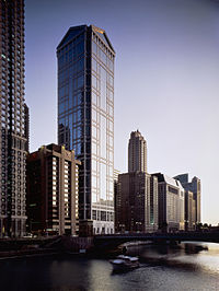 Ricardo Bofill Taller de Arquitectura United Continental Headquarters, Chicago.jpg