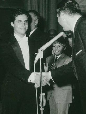 Riccardo Muti - Riccardo Muti, Premio Cantelli Teatro Coccia di Novara, 1967