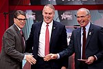 Rick Perry, Ryan Zinke & Bob Beauprez (39628833345).jpg