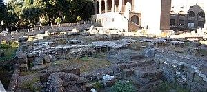 Sant'Omobono Area - Area sacra di Sant'Omobono