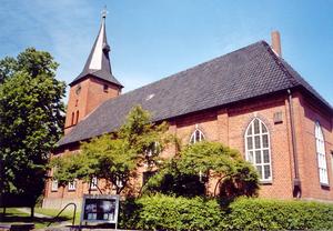 Ritterhude - Church in Ritterhude