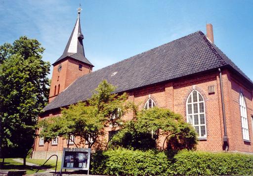 Ritterhude Kirche