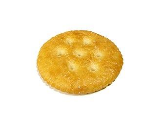 Ritz Crackers - Image: Ritz Cracker