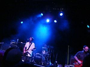 Rival Schools (band) - Rival Schools in concert in 2009