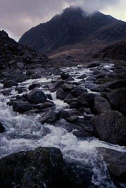 River Ogwen - geograph.org.uk - 340895