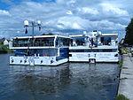River Splendor und Viking Embla in Regensburg.JPG