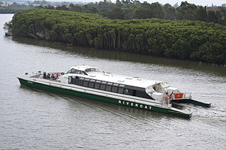 Parramatta River ferry services
