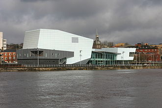 Riverfront Arts Centre - Image: Riverfront