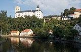 Rožmberk nad Vltavou, hrad Rožmberk Dm210013-1393 IMG 6019 2018-07-30 07.39.jpg