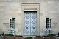 Robert F. Kennedy Department of Justice Building - large entrance doors - 2721.jpg