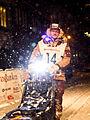 Robert Sørlie ankommer Røros - F600 2013Robert Sørlie ankommer Røros - F600 2013 (8445510336).jpg