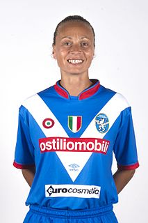 Roberta DAdda Italian footballer